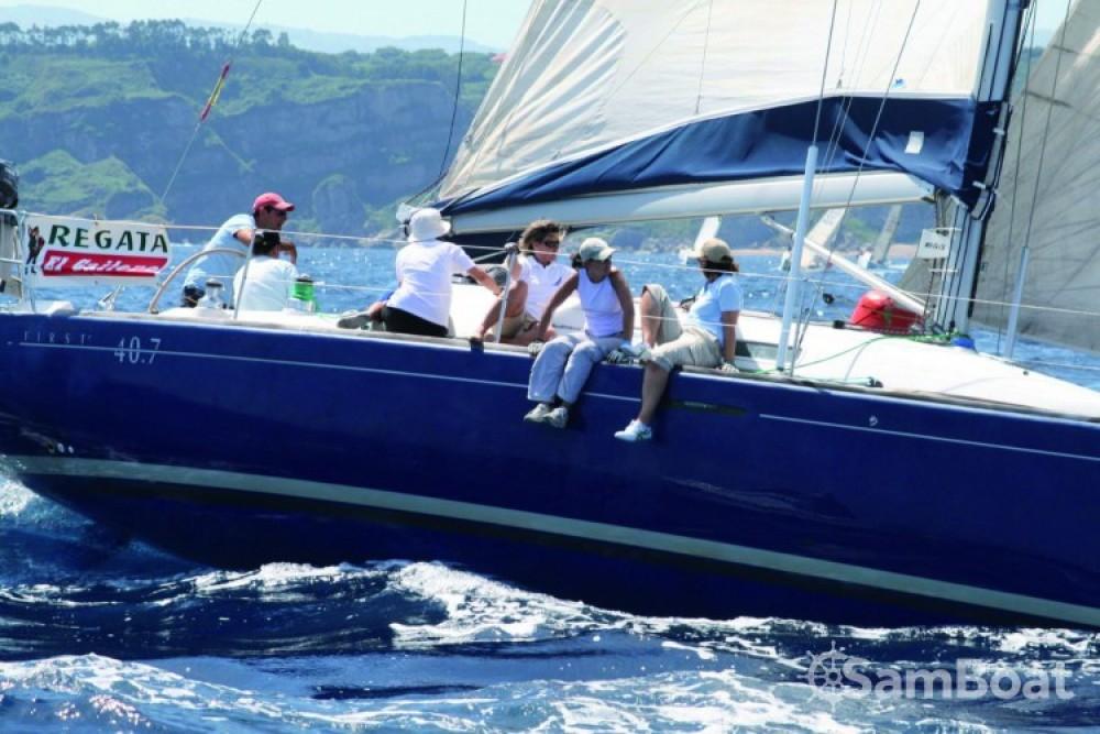 Bootsverleih Bénéteau First 40.7 Donostia/San Sebastián Samboat