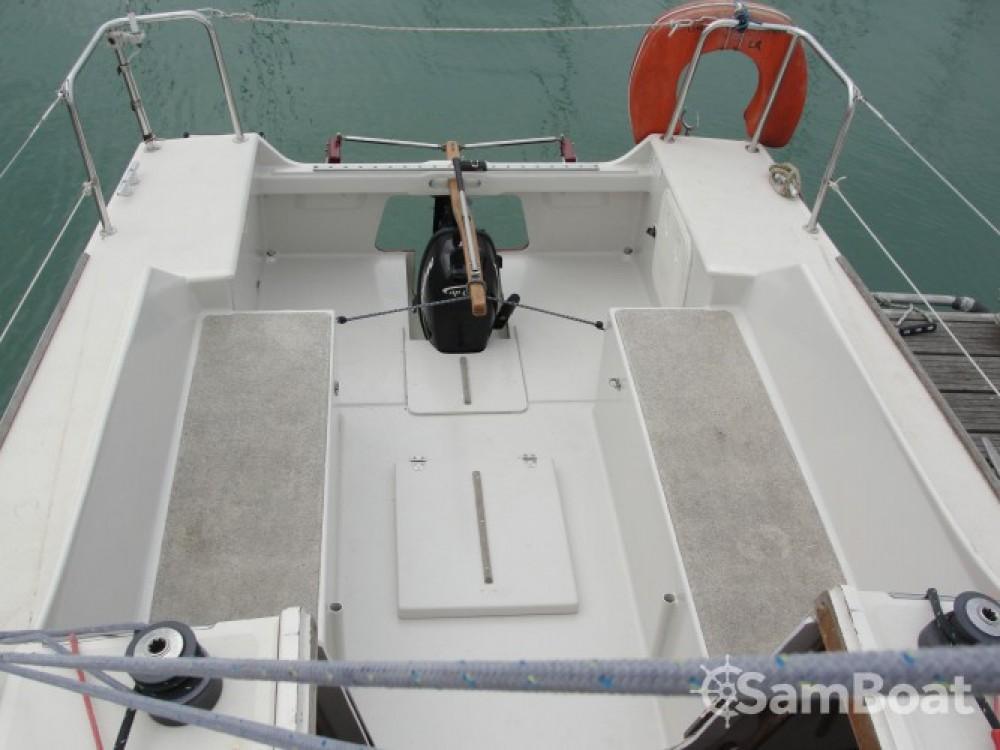Huur Zeilboot met of zonder schipper Chantier-Mer in La Rochelle