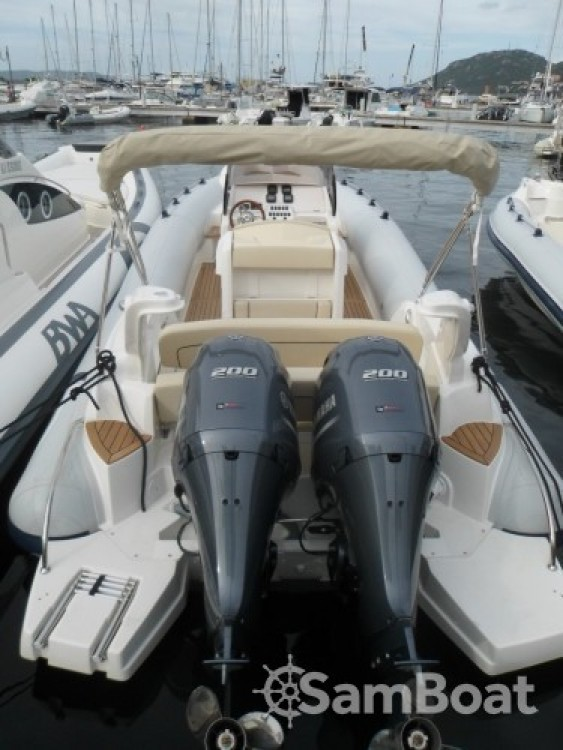Location Semi-rigide à Porto-Vecchio - Marlin Marlin Boat 298 Fb