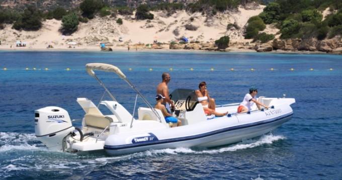 Louez un Marlin Boat MARLIN 21 à Porto-Vecchio