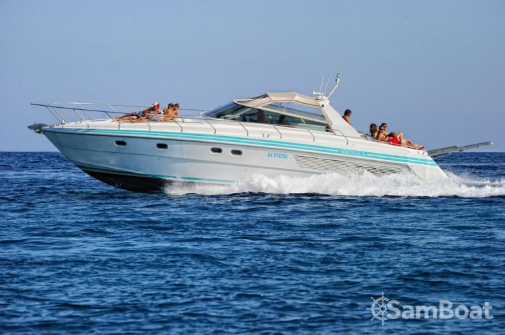 Alquiler de barcos Porto-Vecchio barato de 48 MISTRAL OPEN