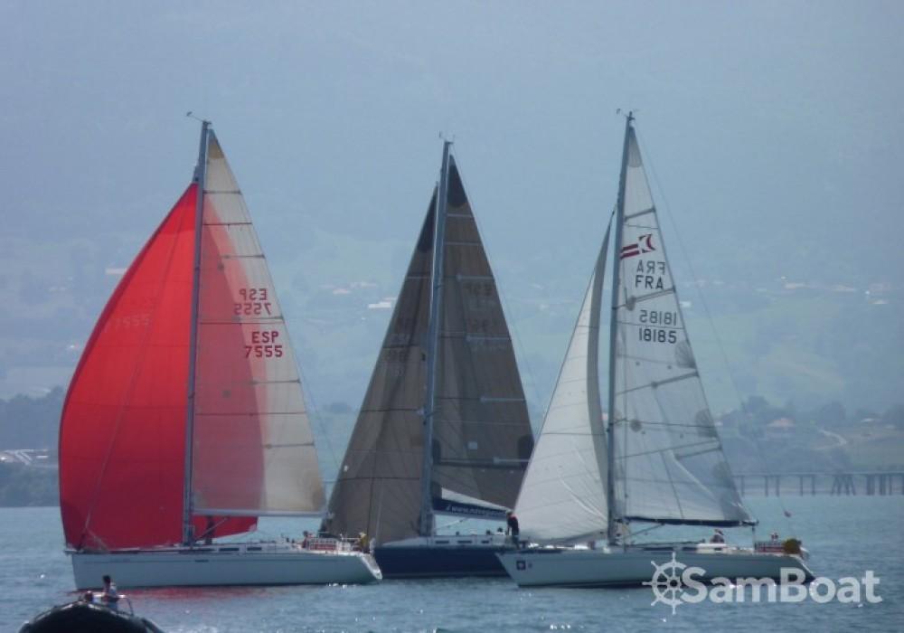 Segelboot mit oder ohne Skipper Bénéteau mieten in Donostia/San Sebastián