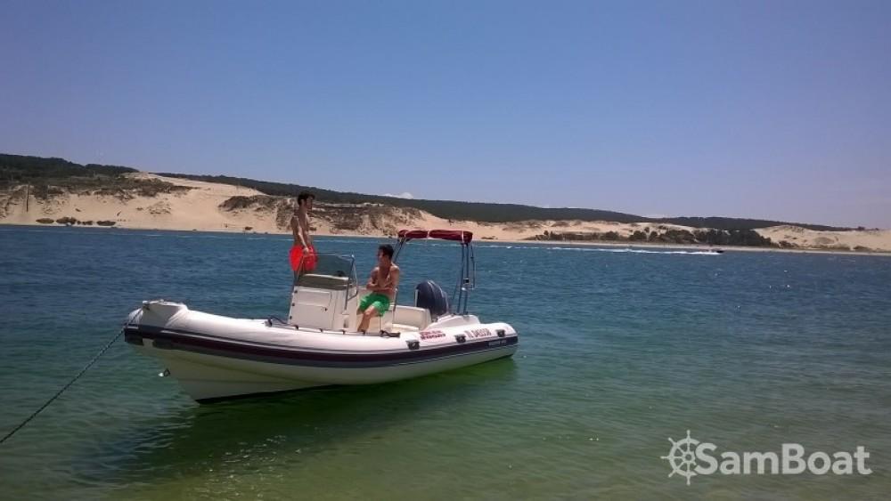 Boat rental Joker Boat Coaster 600 in Port de La Vigne on Samboat
