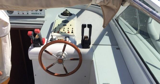 Location bateau Porto-Vecchio pas cher 48 MISTRAL OPEN