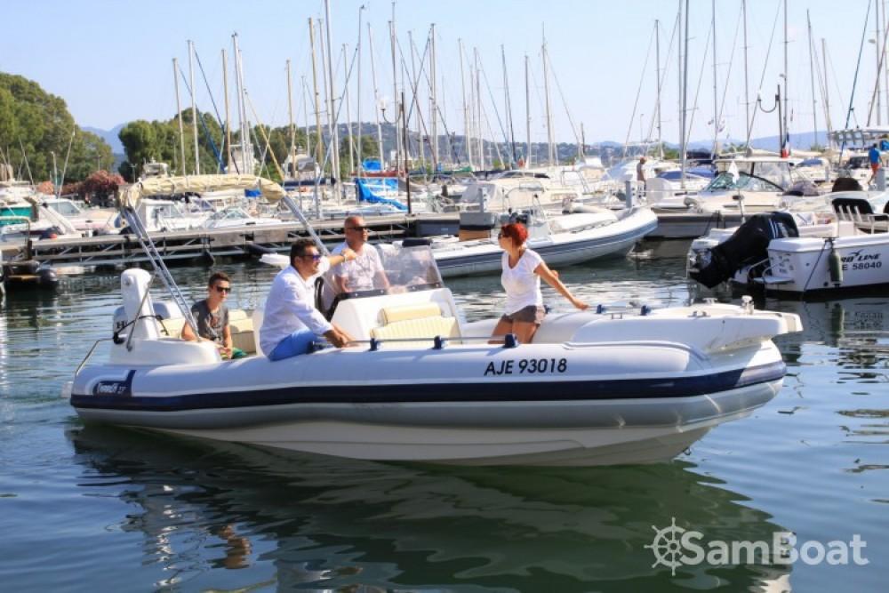 Louez un Marlin Marlin Boat 274 à Porto-Vecchio