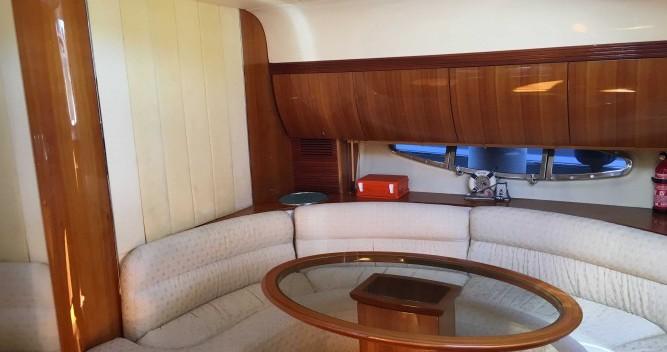 Location yacht à Saint-Mandrier-sur-Mer - Gobbi Atlantis 42 sur SamBoat