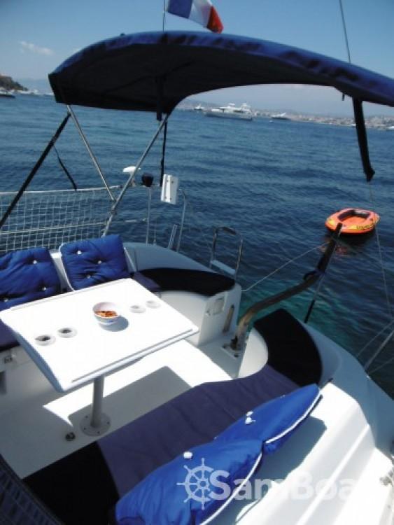 Louer Voilier avec ou sans skipper Jeanneau à Golfe-Juan