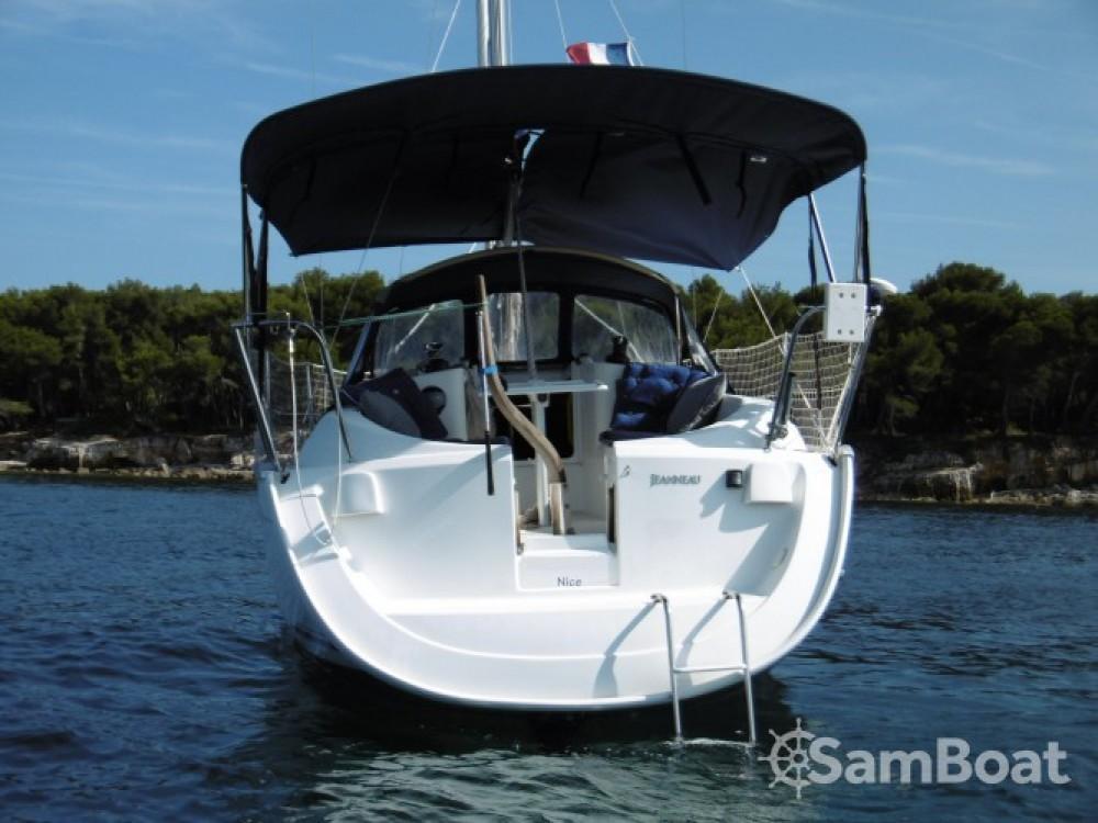 Location yacht à Golfe-Juan - Jeanneau Sun Odyssey 29.2 sur SamBoat