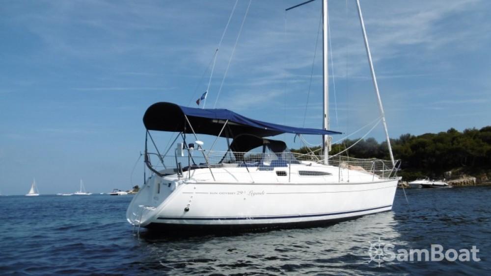 Louez un Jeanneau Sun Odyssey 29.2 à Golfe-Juan