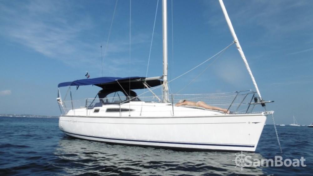 Jeanneau Sun Odyssey 29.2 entre particuliers et professionnel à Golfe-Juan