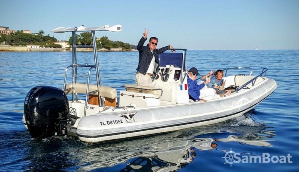 Huur Rubberboot met of zonder schipper Katoy in Port Grimaud