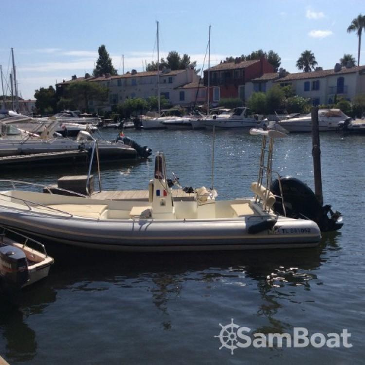 Location yacht à Port Grimaud - Katoy Katoy 650 sur SamBoat