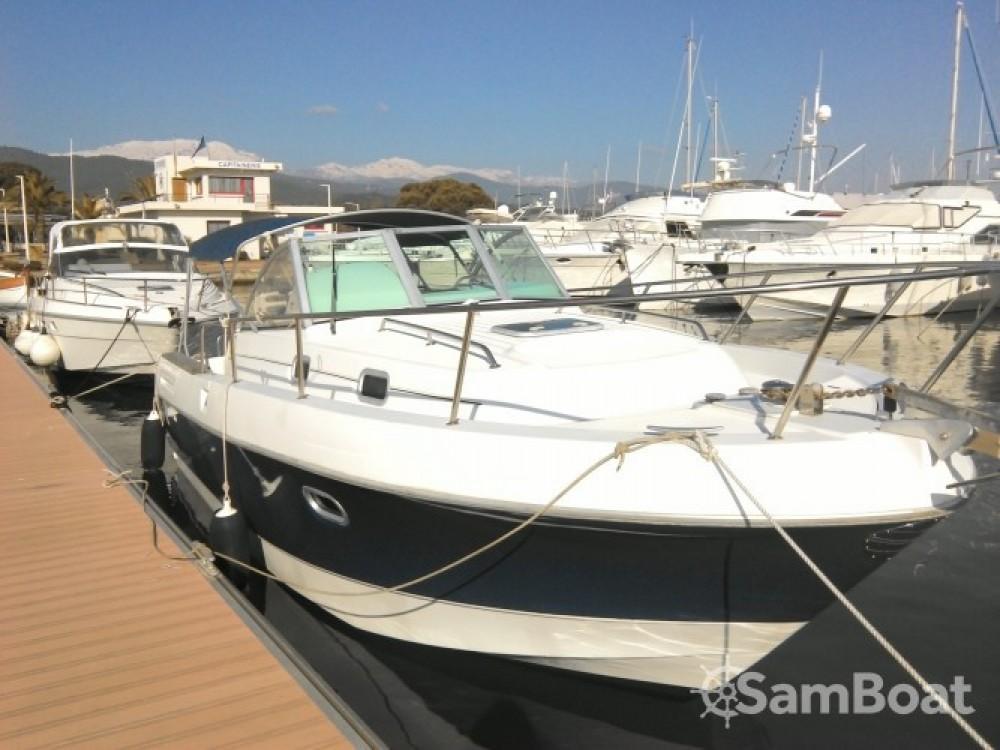 Boat rental Porto-Vecchio cheap Ombrine 800