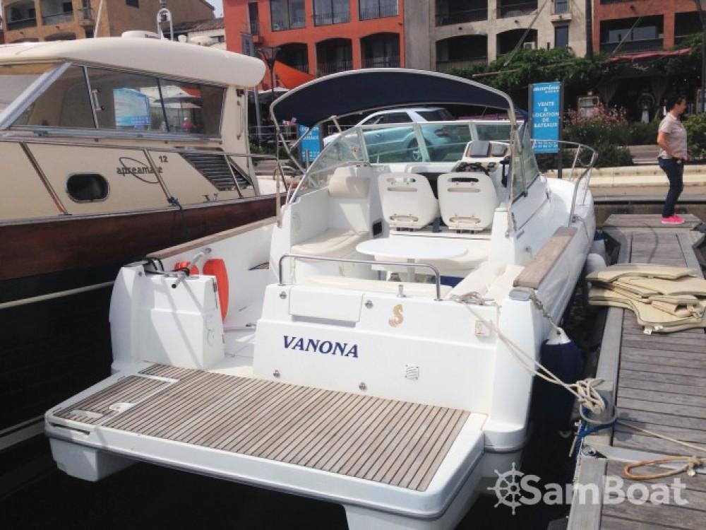 Rental Motor boat in Porto-Vecchio - Bénéteau Ombrine 800