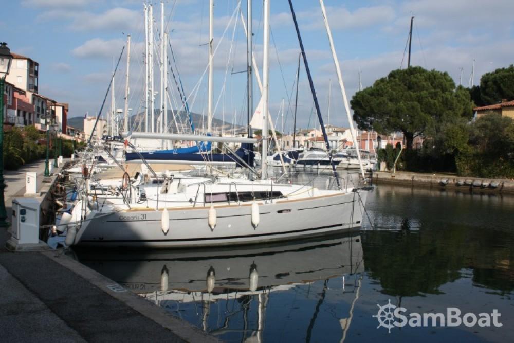 Segelboot mieten in Port Grimaud - Bénéteau Oceanis 31