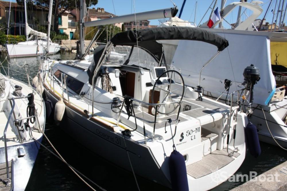 Segelboot mit oder ohne Skipper Bénéteau mieten in Port Grimaud