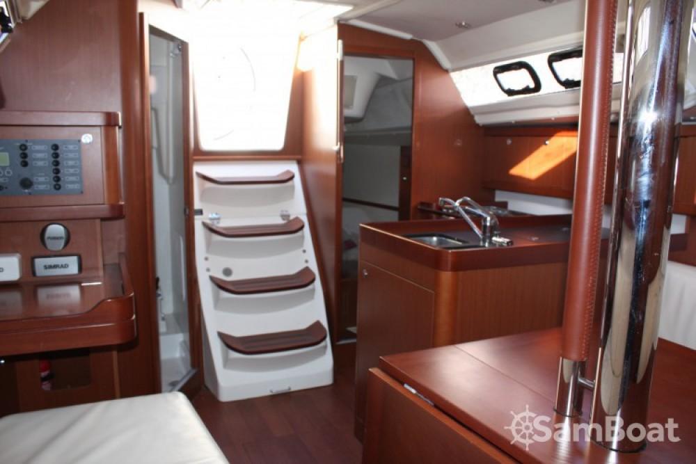 Bénéteau Oceanis 31 zwischen Privatpersonen und professionellem Anbieter Port Grimaud