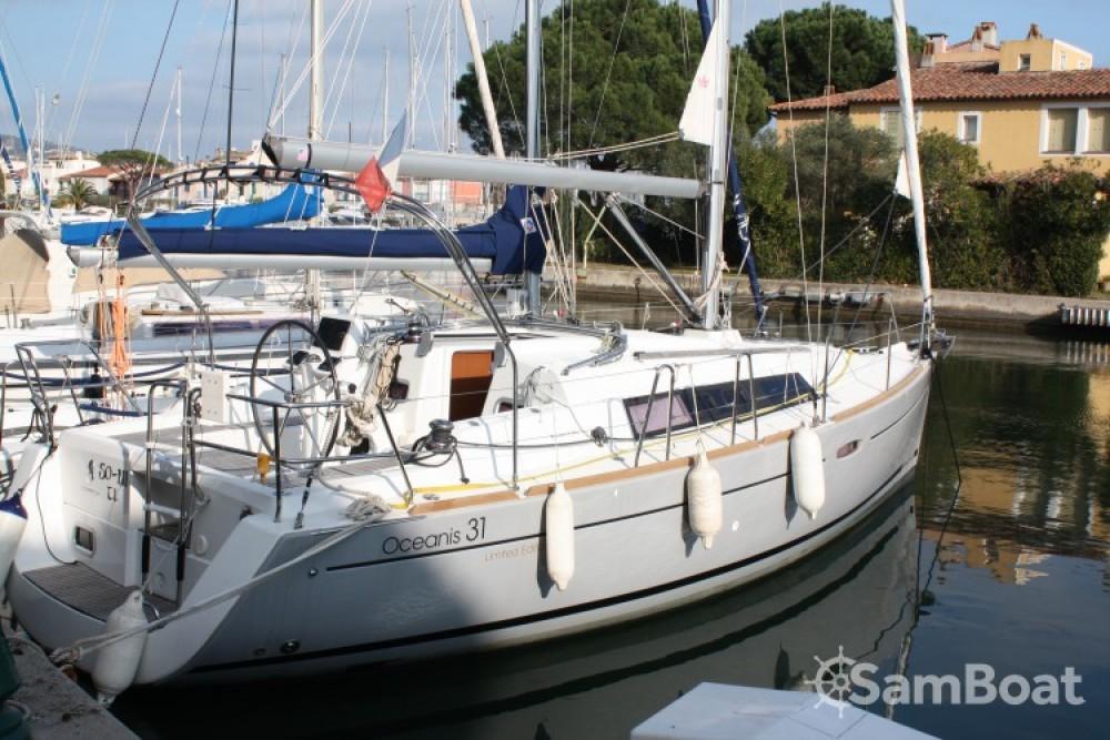 Location bateau Bénéteau Oceanis 31 à Grimaud sur Samboat