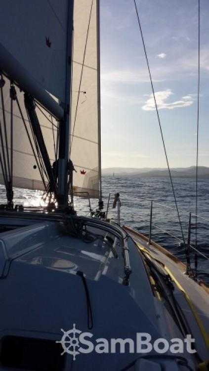 Location bateau Port Grimaud pas cher Oceanis 31