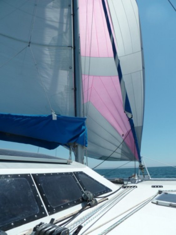 Verhuur Catamaran in Rivedoux-Plage - Fountaine Pajot Louisiane