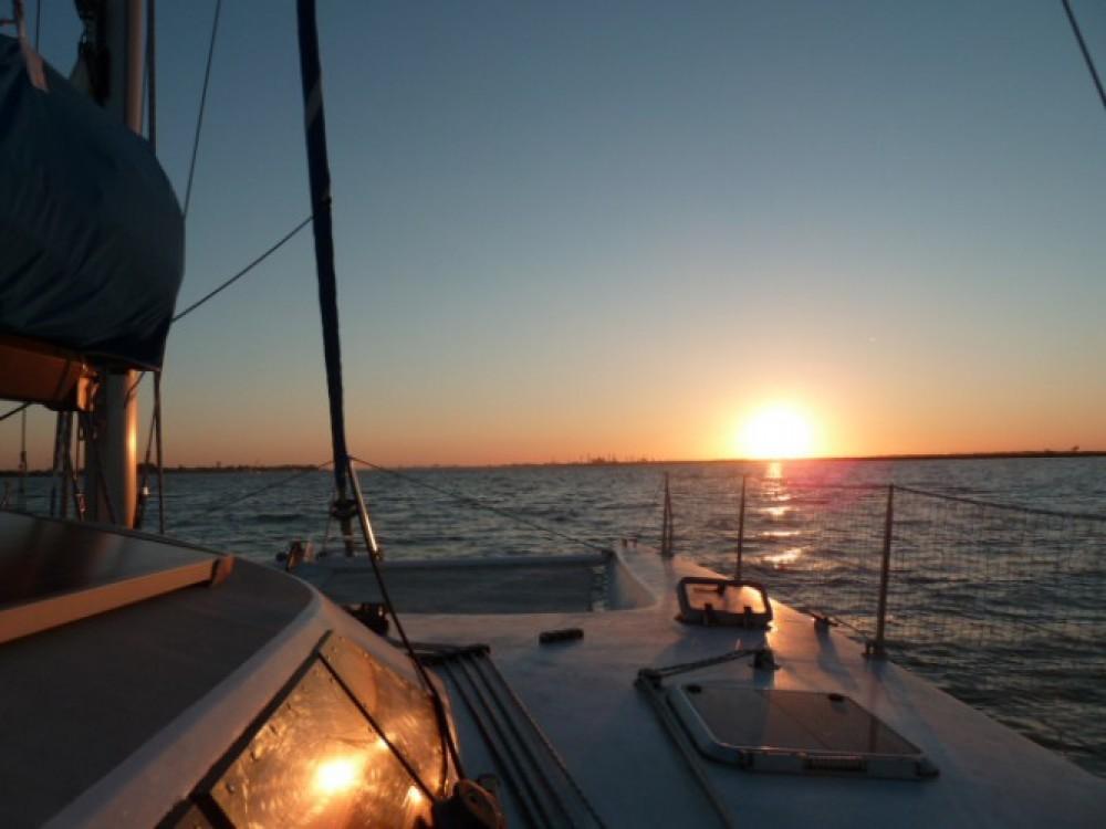Location yacht à Rivedoux-Plage - Fountaine Pajot Louisiane sur SamBoat