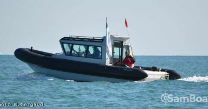 Hire RIB with or without skipper Euro-Offshore Les Sables-d'Olonne