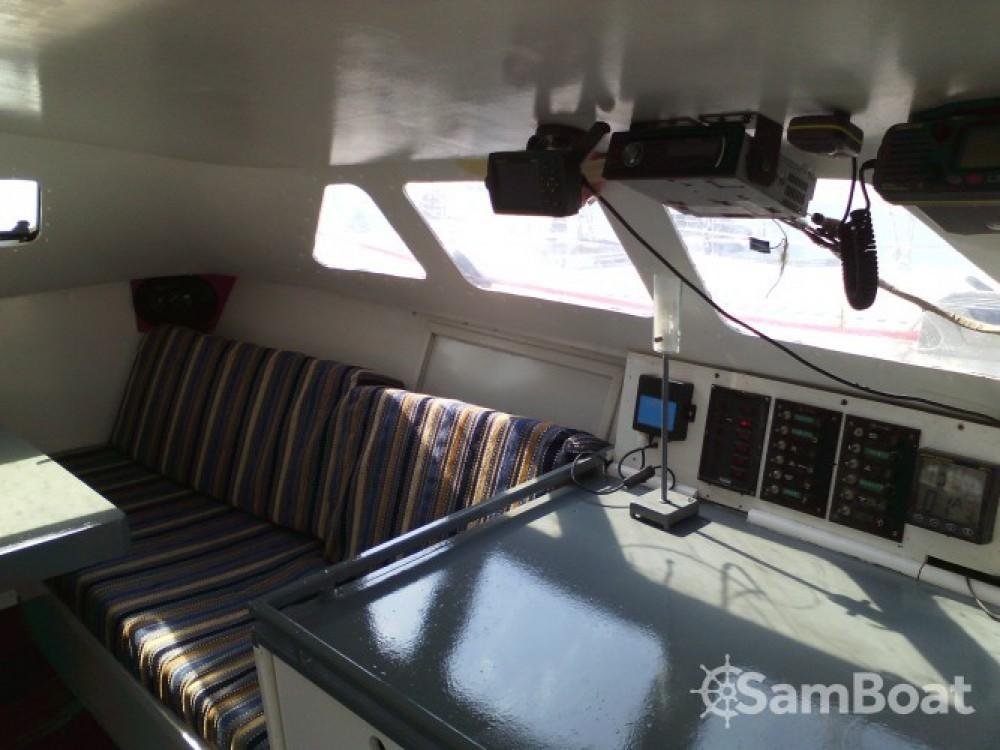 Louer Catamaran avec ou sans skipper Fountaine Pajot à Rivedoux-Plage