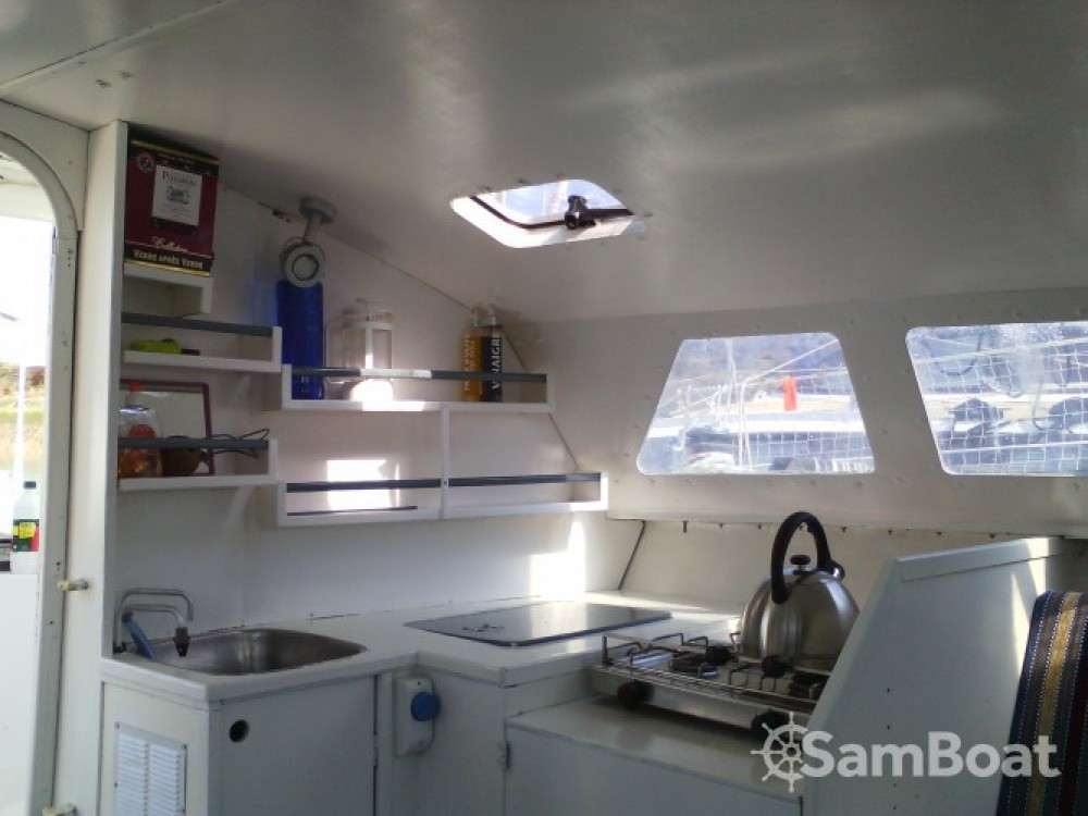 Hire Catamaran with or without skipper Fountaine Pajot Rivedoux-Plage