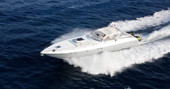 Yacht-Charter in Saint-Tropez - Technomarine Cobra 65 auf SamBoat