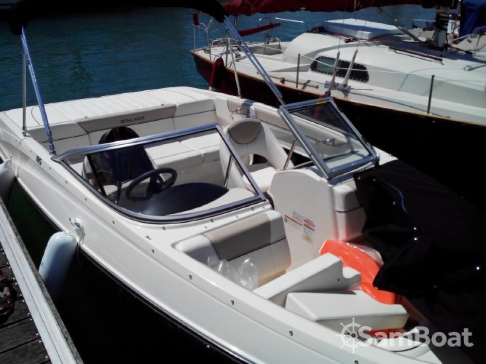 Location yacht à La Rochelle - Bayliner Bayliner 185 BR sur SamBoat