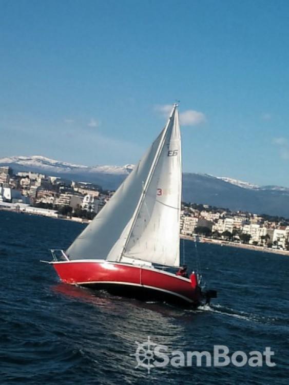 Louer Voilier avec ou sans skipper Edel à Provence-Alpes-Côte d'Azur
