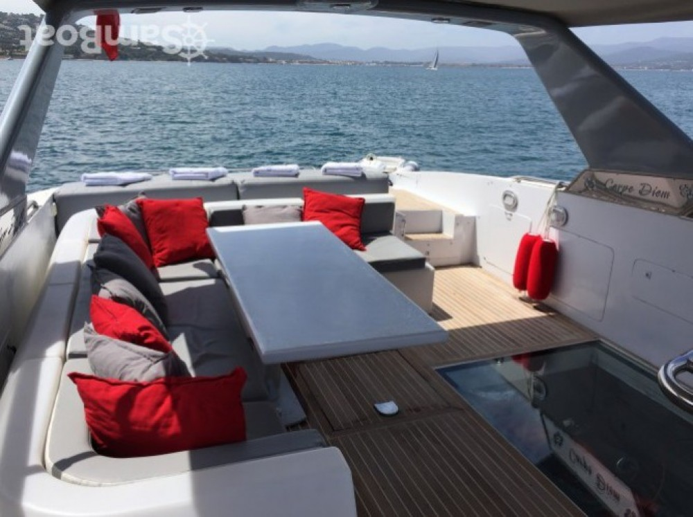 Location Yacht à Saint-Tropez - Technomarine Cobra 65