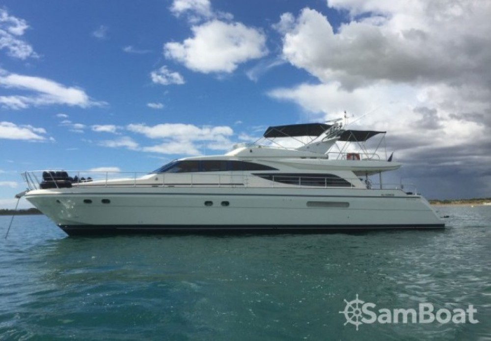 Location yacht à Saint-Tropez - Guy Couach Guy Couach 2100 sur SamBoat