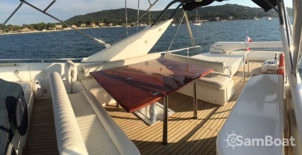 Rental Yacht in Saint-Tropez - Guy Couach Guy Couach 2100