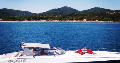 Yachten mit oder ohne Skipper Technomarine mieten in Saint-Tropez