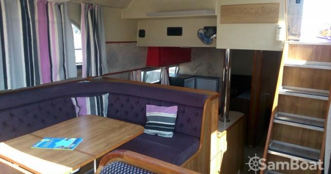 Noleggio yacht Sète - Crown-Cruiser Nautilia su SamBoat