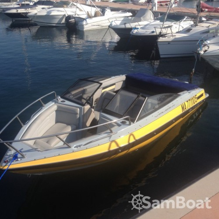 Rent a Valiant VIP Antibes