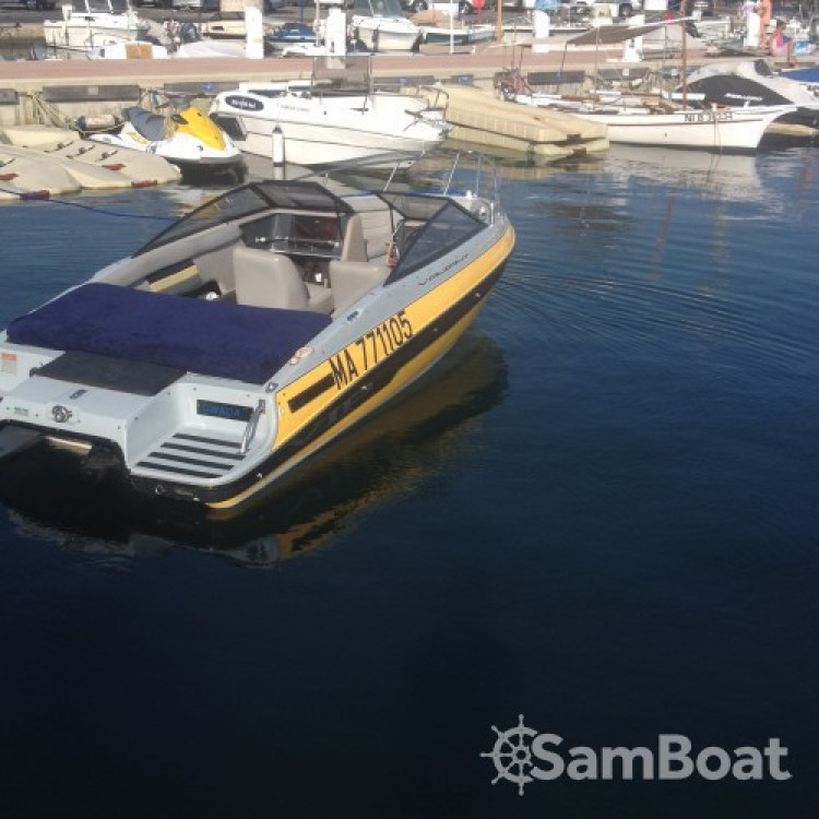 Boat rental Valiant VIP in Antibes on Samboat