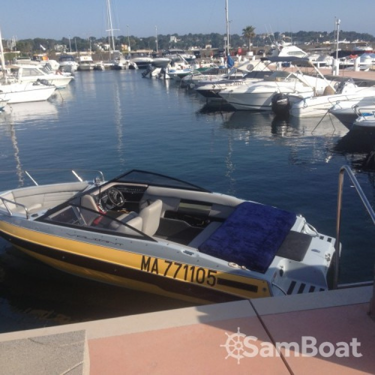 Rental Motor boat in Antibes - Valiant VIP