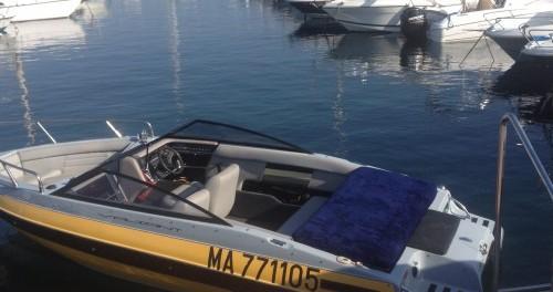 Louer Bateau à moteur avec ou sans skipper Valiant à Antibes