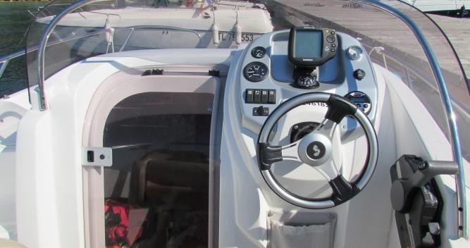 Location Bateau à moteur à Cannes - Bénéteau Flyer 650 Sun Deck
