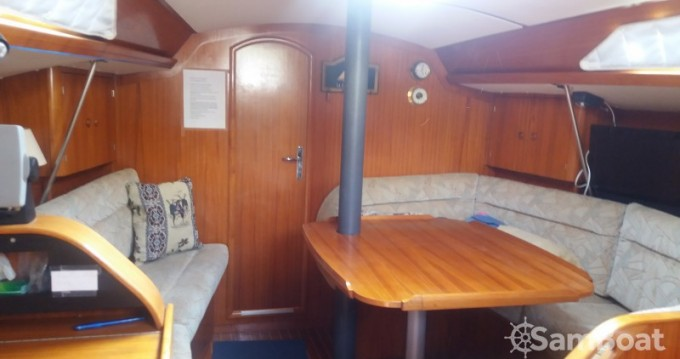 Rental Sailboat in Toulon - Jeanneau Sun Odyssey