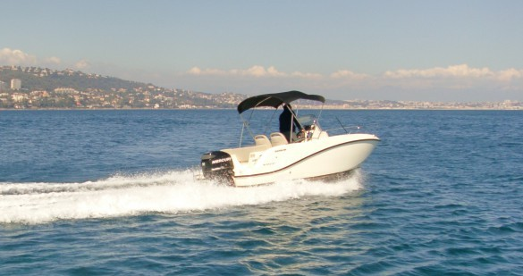 Location yacht à Antibes - Quicksilver Activ 535 Open sur SamBoat