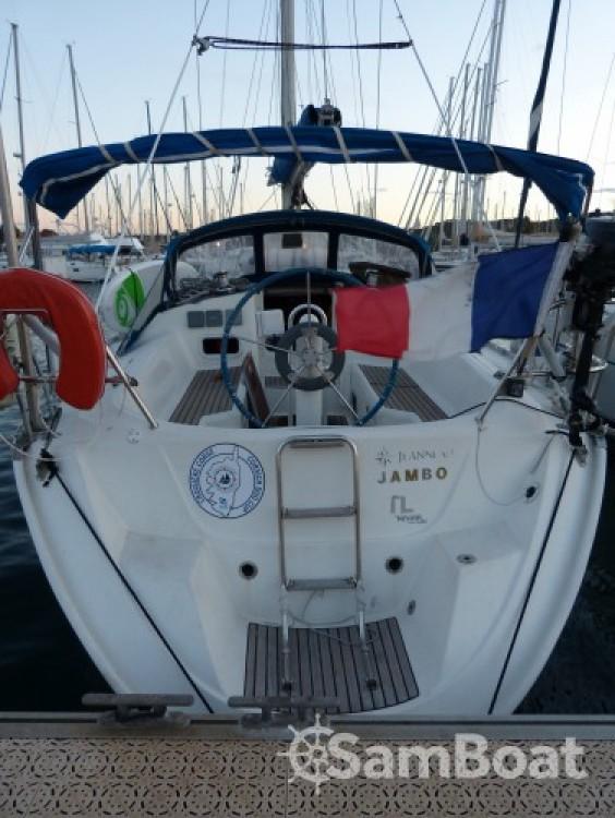 Jeanneau Sun Odyssey entre particuliers et professionnel à Toulon