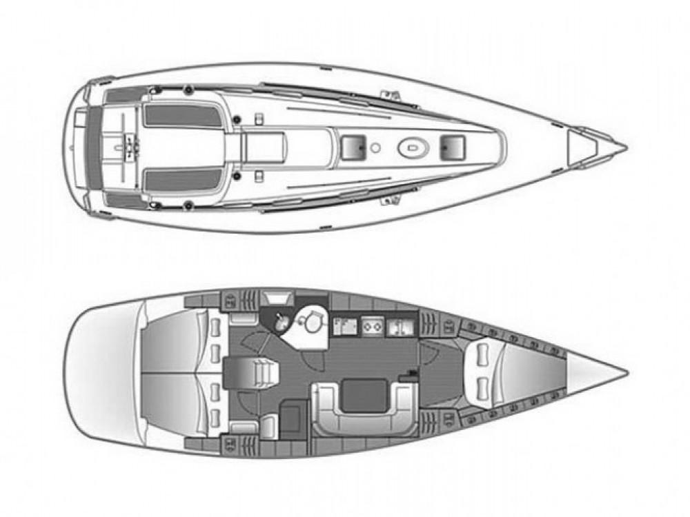 Location yacht à ACI Marina Dubrovnik - Bavaria Bavaria 42 Match sur SamBoat