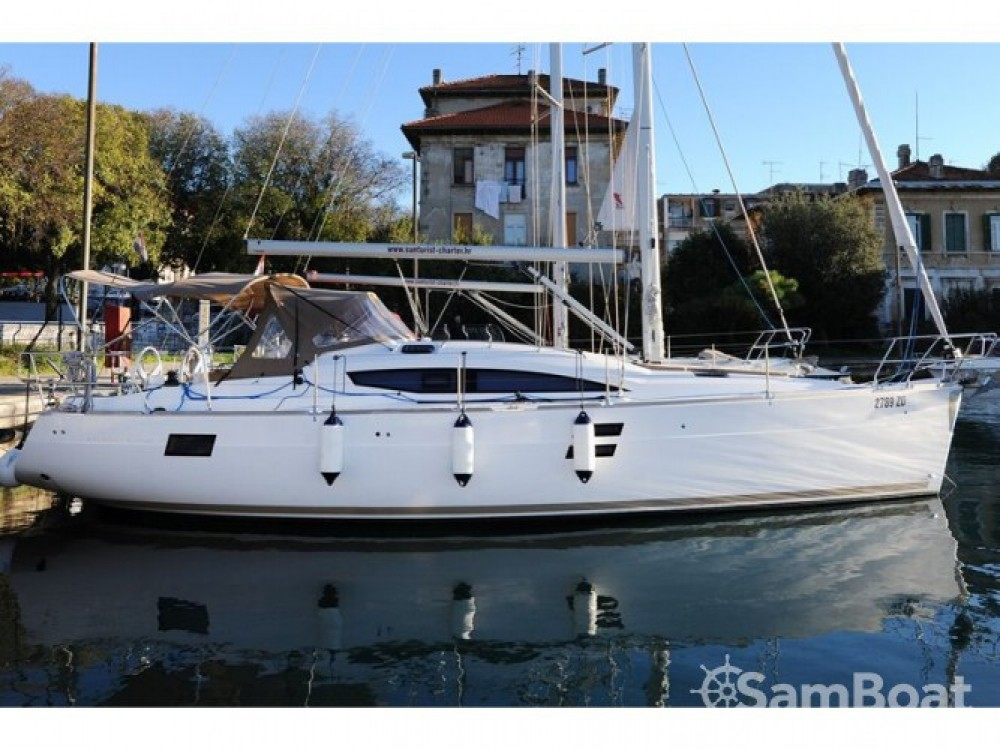Location bateau Marina Zadar pas cher Elan 40