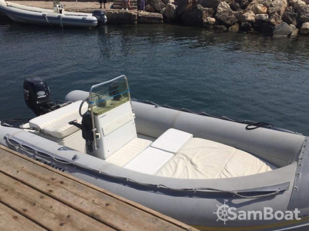 Noleggio barche Hyères economico Lomac 460 OK