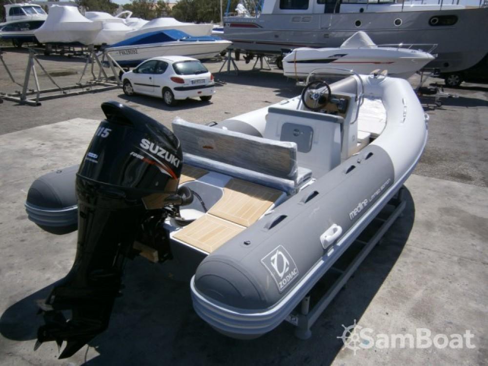 Location bateau Toulon pas cher Medline 580