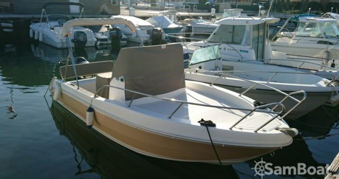 Location bateau Capelli Cap 20 à Hyères sur Samboat