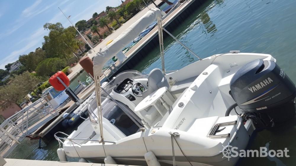 Location Bateau à moteur à Toulon - Bénéteau Flyer 650 Sun Deck